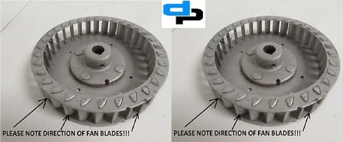 DIDW Centrifugal Fan 380 MM X 305 MM