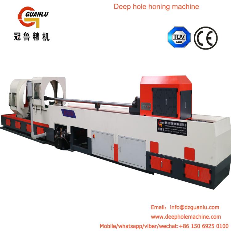 Cylinders Repairing Horizontal Honing Machine