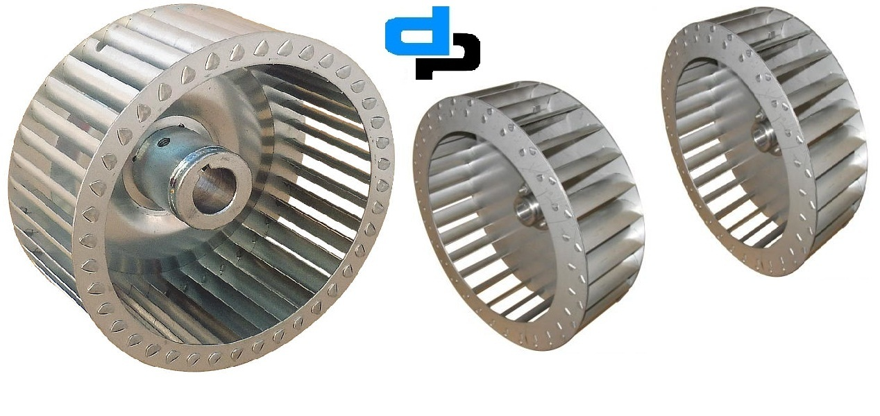 DIDW Centrifugal Fan 180 MM X 254 MM