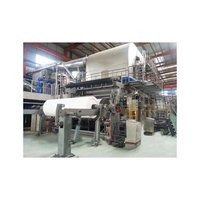 Vacuum Formation Tissue Jumbo Roll Machine