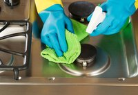 Home Kitchen Deep Cleaning