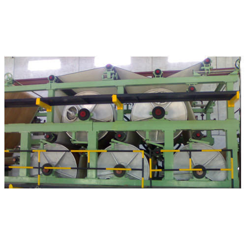 Dryer Section at Paper Machines