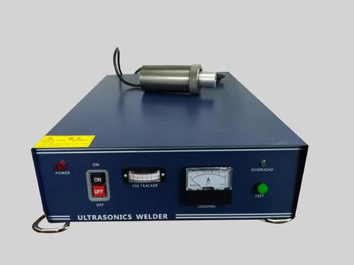 20 kHz Ultrasonic Hand Welder