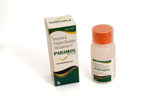 Amoxycillin & Potassium Clavulanate oral Suspension Syrup