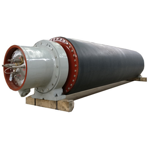 Suction Couch Roll At Paper Machines
