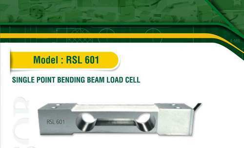 Piezoelectric Load Cell