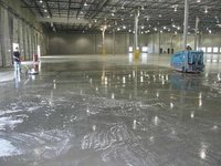 Full Warehouse Cleaning