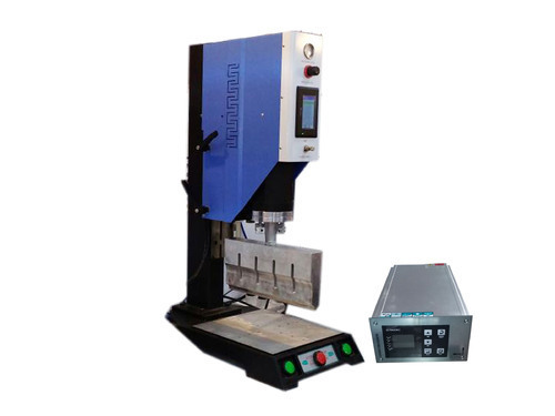 Ultrasonic Plastic Welding Machine 15khz-4000watt ( Digital-auto Tune)
