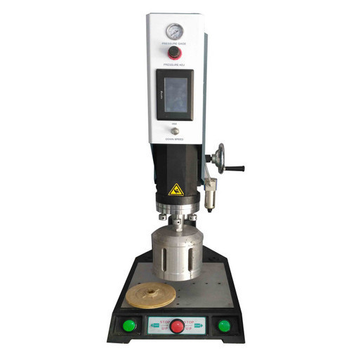 Ultrasonic Plastic Welding Machine 20khz-4000watt (Digital- Auto Tune)