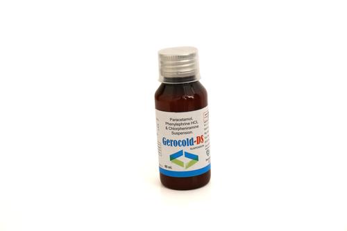 Paracetamol,Phenylephrine HCl CPM Suspention