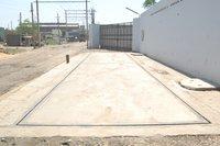 """Pit Type RCC Platform Weighbridge Pit Type RCPlatform Weighbridge with Latest """"Digital Technology"""""""