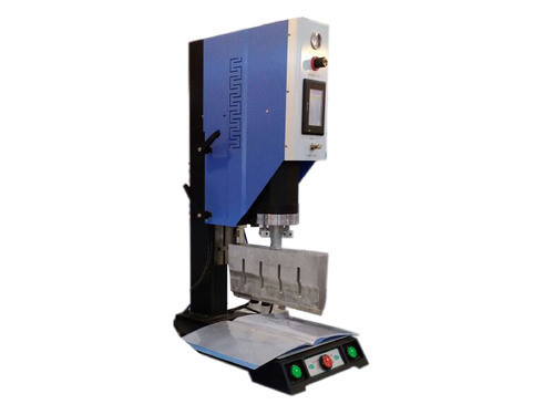 Ultrasonic Plastic Welding Machine File Folder Machine