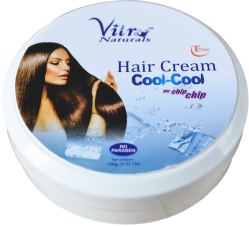 Hair Cream Cool Cool