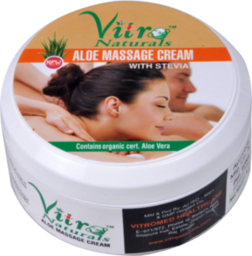Aloe Massage Cream
