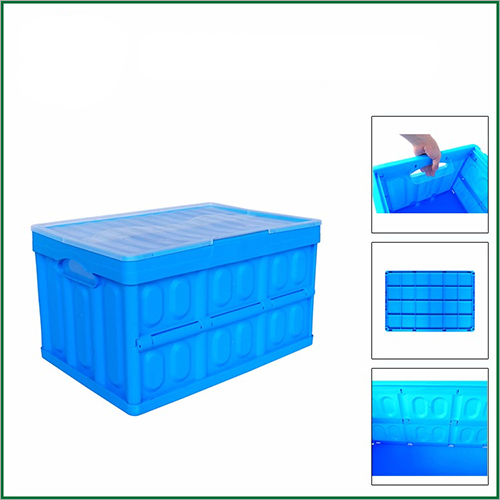 Collapsible Storage Plastic Box