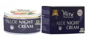 Premium Aloe Night Cream