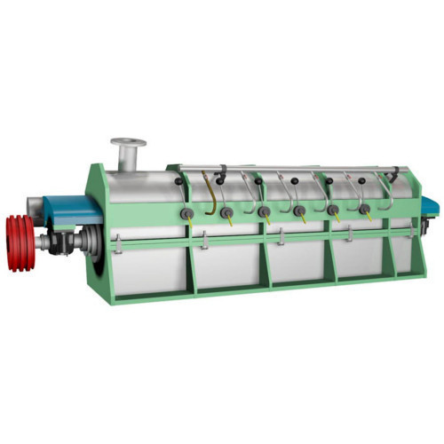 Reject Separator at Paper Machines