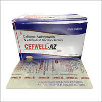 Cefwell-AZ Tablets