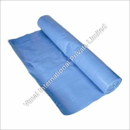 Blue Polythene Sheets