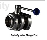 Tanker Butterfly Valve