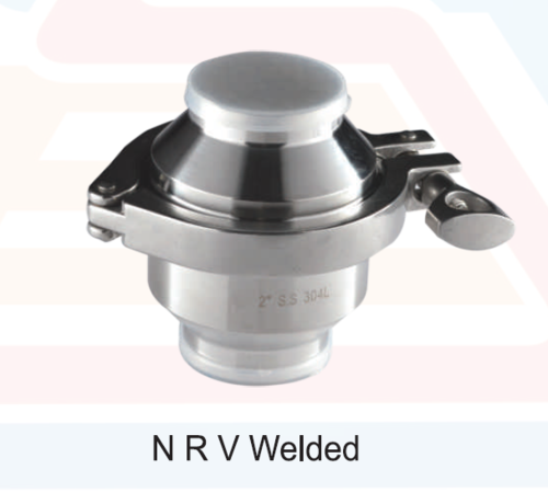 Nrv Welded End