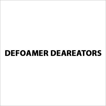 Defoamer Deareators