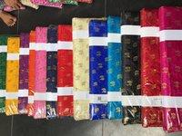Nylon Satin Jacquard Fabrics