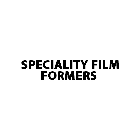 Speciality Film Formers