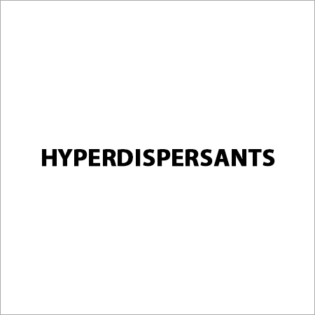 Hyperdispersants