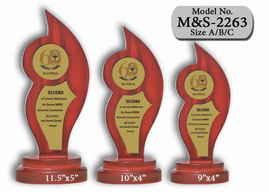M&S MODEL 2262