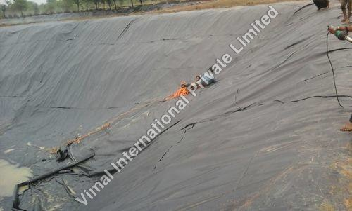Gas Extraction HDPE Sheets