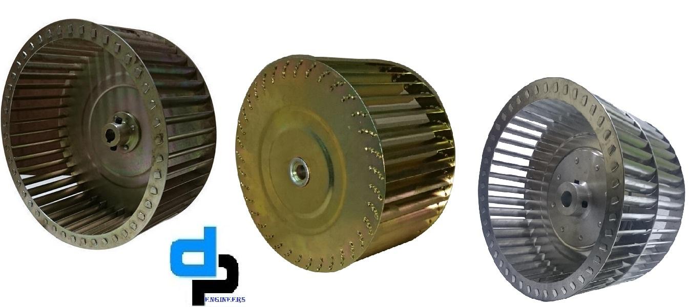 SISW Centrifugal Blower 200 MM X 65 MM