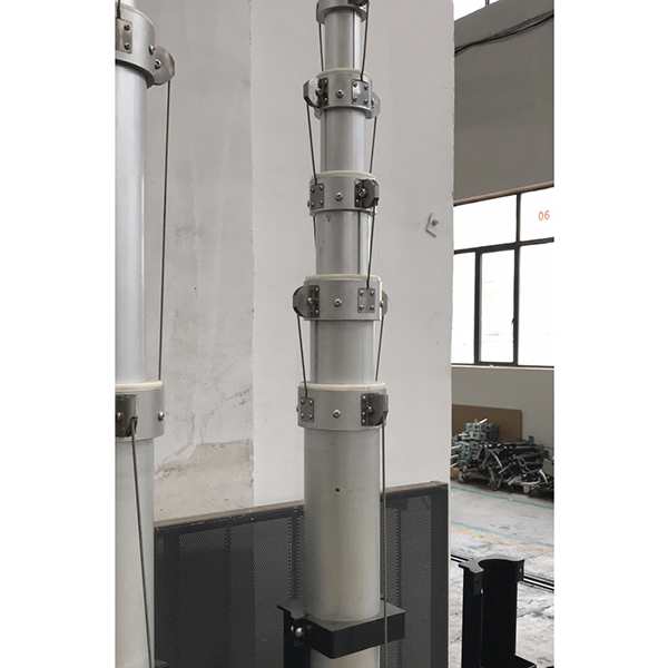 7.7m Aluminum Telescopic Mast