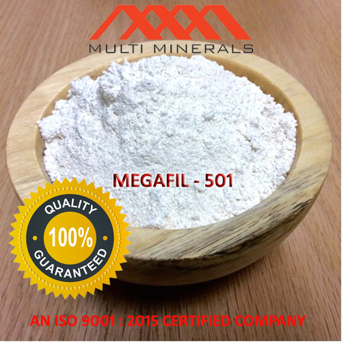 Kaolin Powder for Paper Manufacturing
