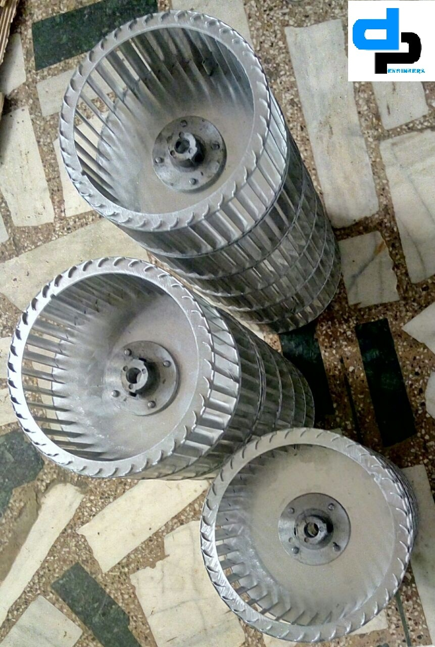 SISW Centrifugal Blower 150 MM X 50 MM