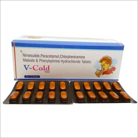 V Cold Tablets