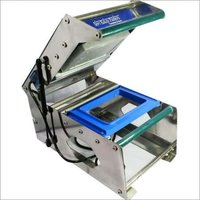 Biscuit Tray Sealing Machine