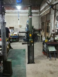 6m Pneumatic Telescopic Lighting Mast