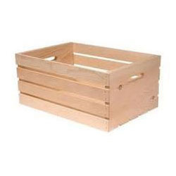 Pine Wood Packaging Boxes