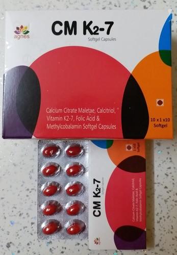 CM K27 Softgel Capsule