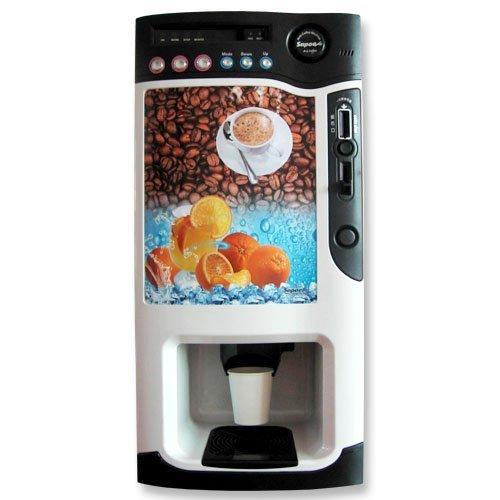 Hot & Cold Beverage Vending Machine