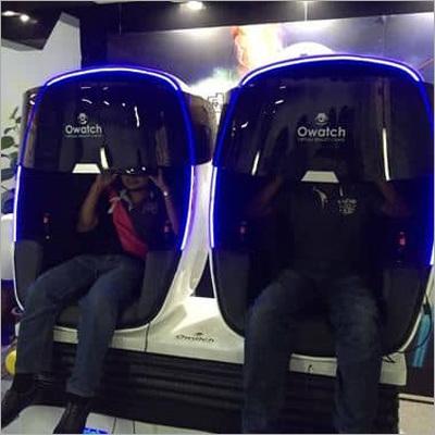 Virtual Reality Arcade Games