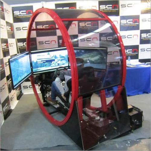 Virtual Reality Car Games