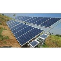 25W Solar Power Plant