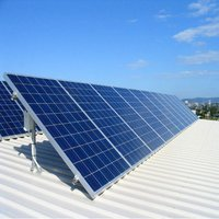 10W Solar Power Plant