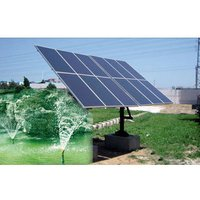 Domestic Solar Water Pump