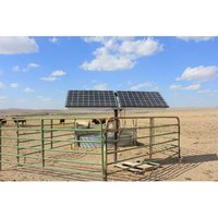 AC Motor Solar Water Pump