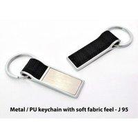 Pu Keychains