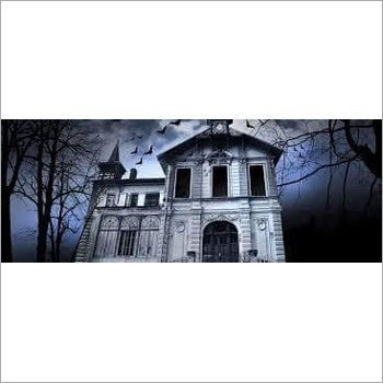 Haunted Ghost House Game