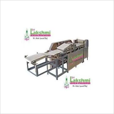 Appalam Making Machine 140 Kg Per Hour Capacity